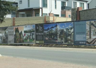 Vantage Digital site and building wraps