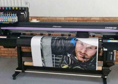 High resolution printing