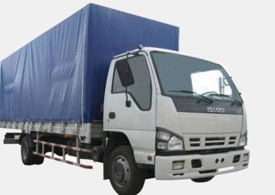 Truck-Tarpaulims